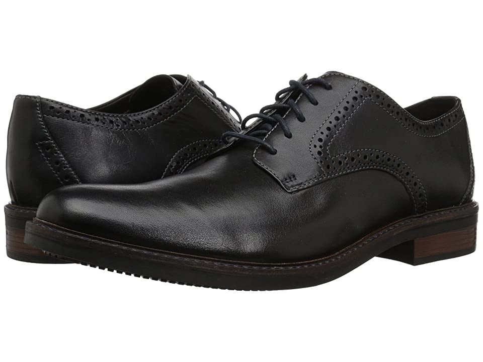 Bostonian Maxton Plain (Black Leather) Men