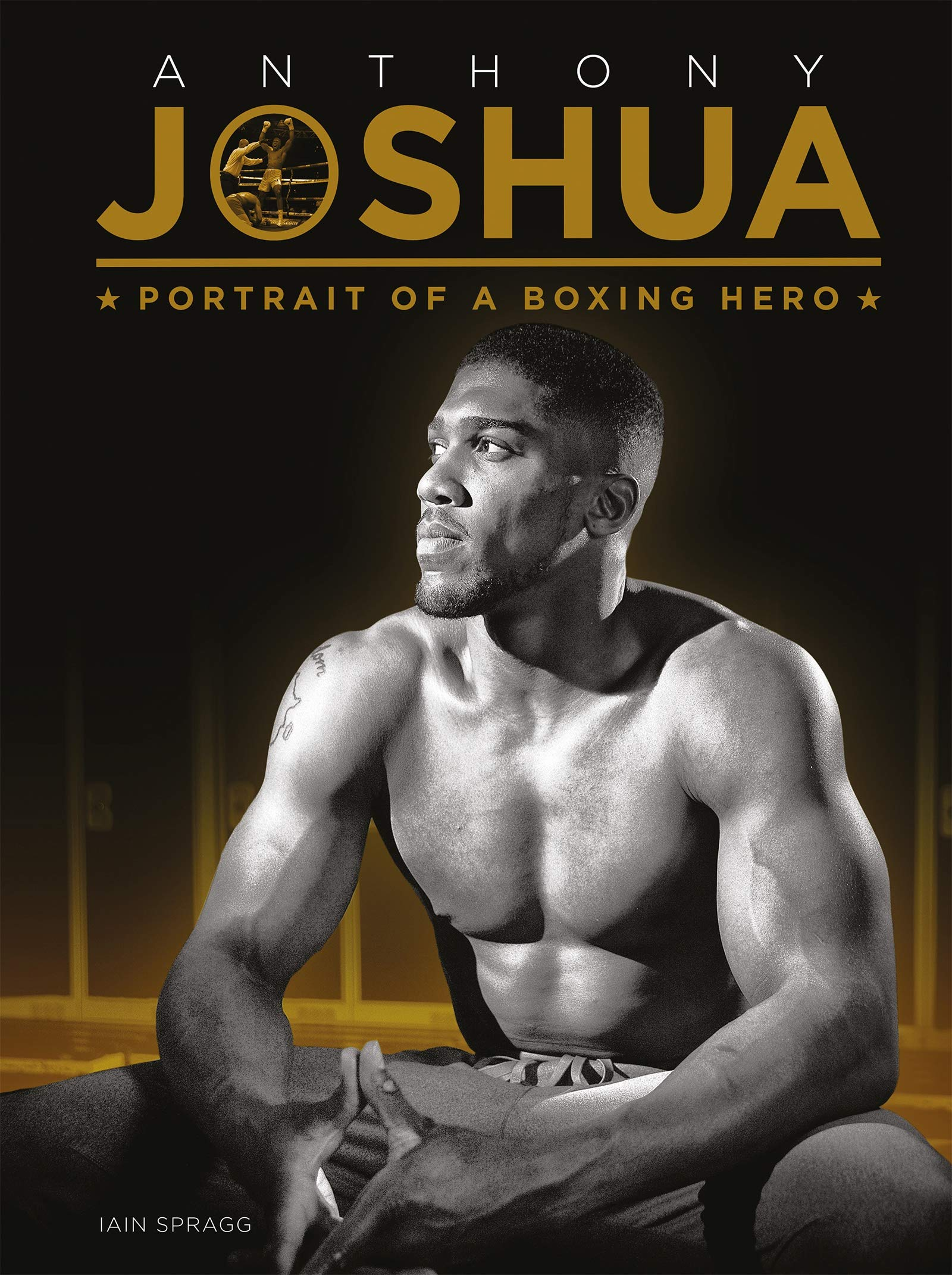 Image OfAnthony Joshua: Portrait Of A Boxing Hero