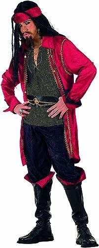 precioso Limit Sport - Disfraz de pirata corsario Valorius, para adultos, adultos, adultos, Talla L (EA010)  autentico en linea