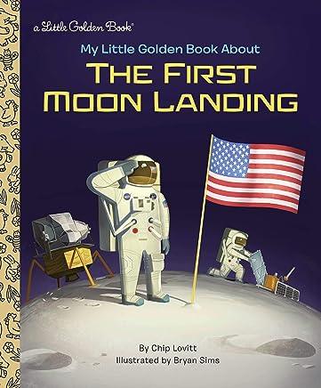 LGB My Little Golden Book About The First Moon Landing