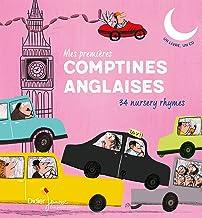 Mes premières comptines anglaises - édition 2017 (Les petits cousins)