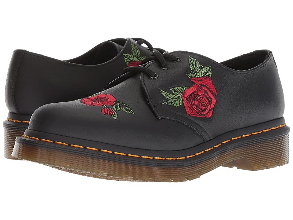 Dr. Martens 1461 Vonda (Black Softy T) Women