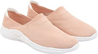 Do Bhai Pink Sports Shoes for Women(UK5)