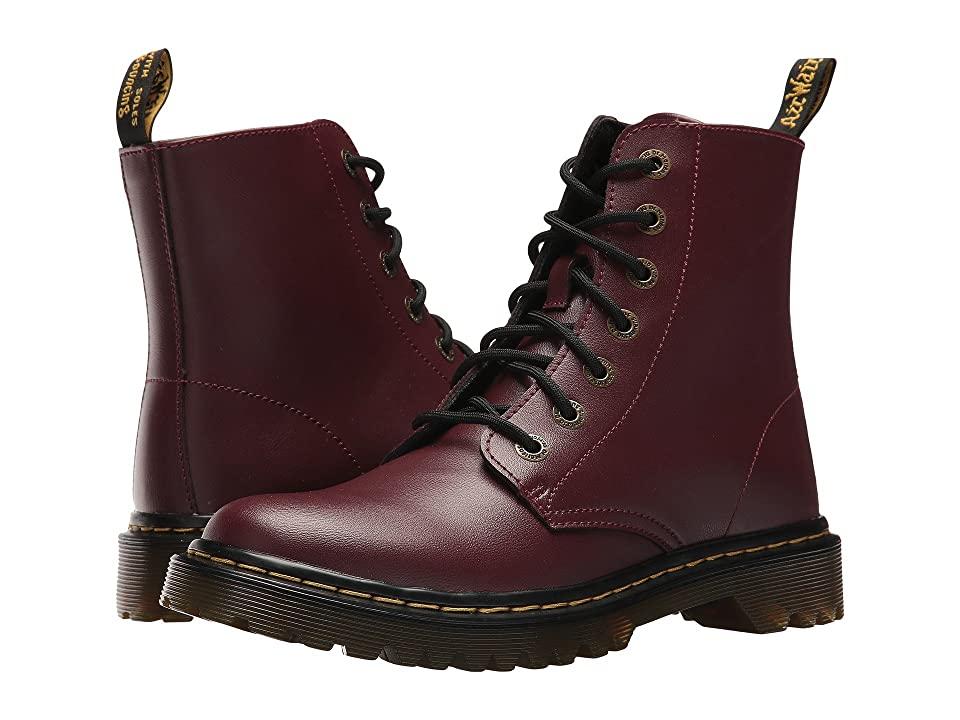Dr. Martens Luana (Cherry Red T Lamper) Women