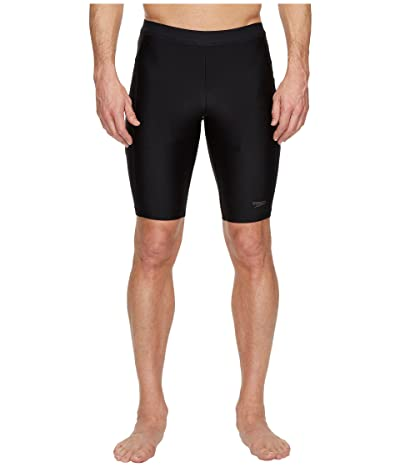 Speedo Solid Jammer (Speedo Black) Men