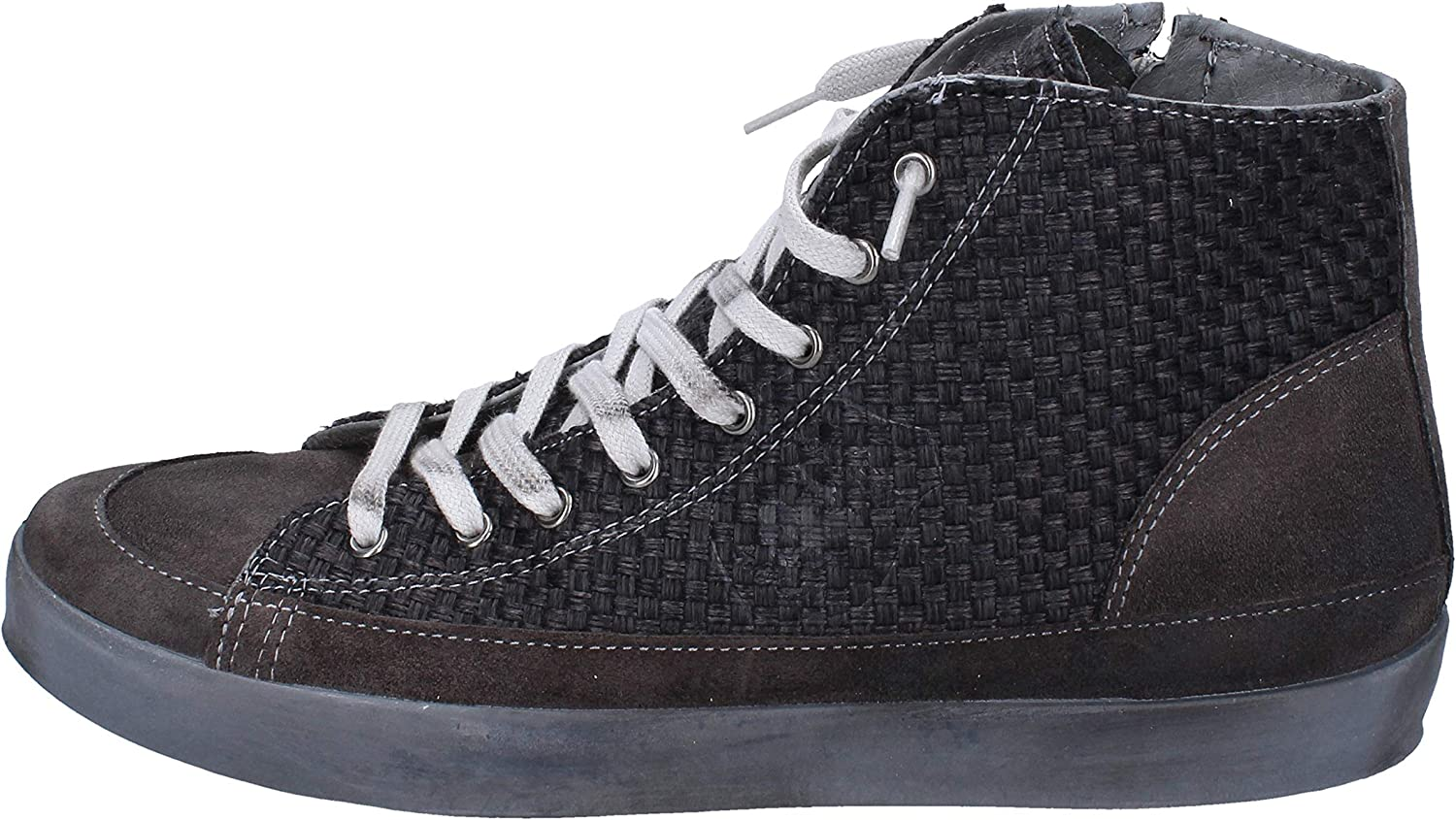 Beverly Hills Polo Club Fashion-Sneakers Mens Suede Grey