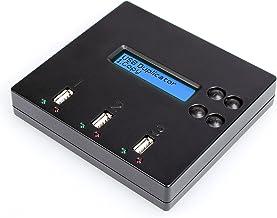 U-Reach Japan UB300 1:2 USBデュプリケータ USBメモリのコピー、消去が可能な小型デュプリケータ。1個のUSBメモリを最大2個に同時コピー メディアチェック機能搭載 転送速度25MB/秒