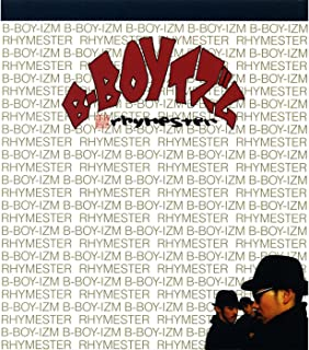 B-BOYイズム