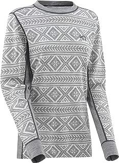 Kari Traa Women's Floke Base Layer Top - Long Sleeve Thermal Shirt