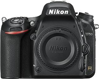 Nikon D750 Cuerpo de la cámara SLR 24,3 MP CMOS 6016 x 4016 Pixeles Negro - Cámara Digital (24,3 MP, 6016 x 4016 Pixeles, ...