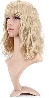 Best cheap short blonde wigs Reviews