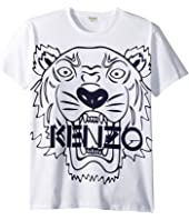 Kenzo Kids - Tee Shirt Classic Tiger (Big Kids)