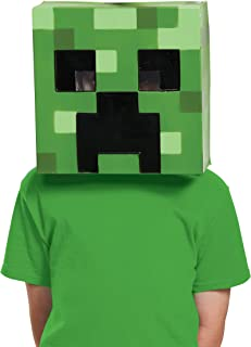 Disguise Inc - Minecraft Creeper Vacuform Child Mask