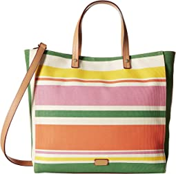 Frances Valentine - Large Margaret Santa Cruz Stripe