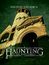 a haunting at hoyt library