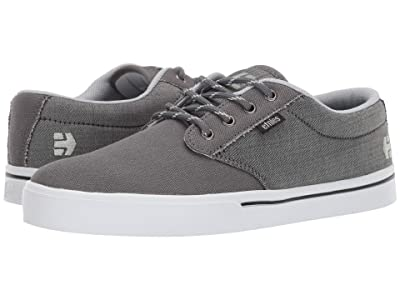 etnies Jameson 2 Eco (Grey/White/Silver) Men