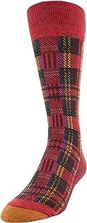 Best mens red plaid socks Reviews