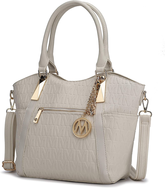 MKF Shoulder Bag Max 53% OFF for Women: PU Handbag – Satchel New color Tote Cr Leather