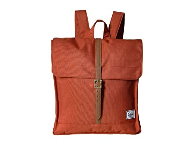 Herschel Supply Co. City Mid-Volume (Picante Crosshatch) Backpack Bags