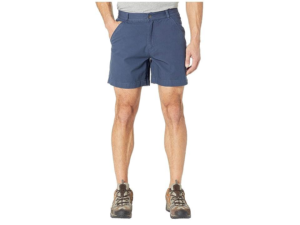 Royal Robbins Billy Goat Shorts (Navy) Men