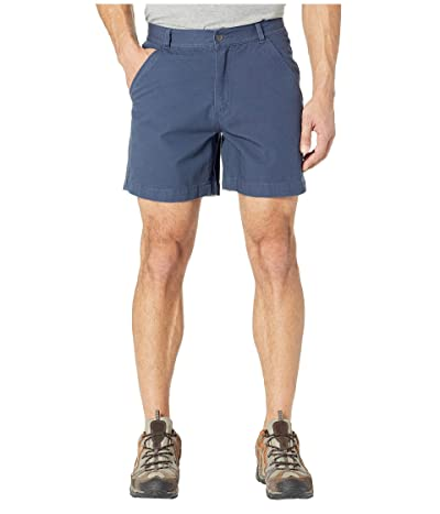 Royal Robbins Billy Goat Shorts (Navy) Men