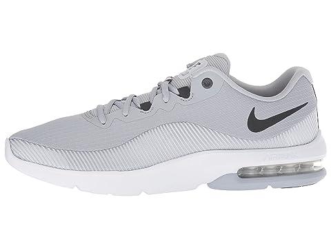 Wolf Air Nike Advantage Pure Blanco 2 Platinum Grey Antracita Max qax1xnC