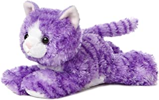 Aurora World Molly Cat Plush, Purple, 8