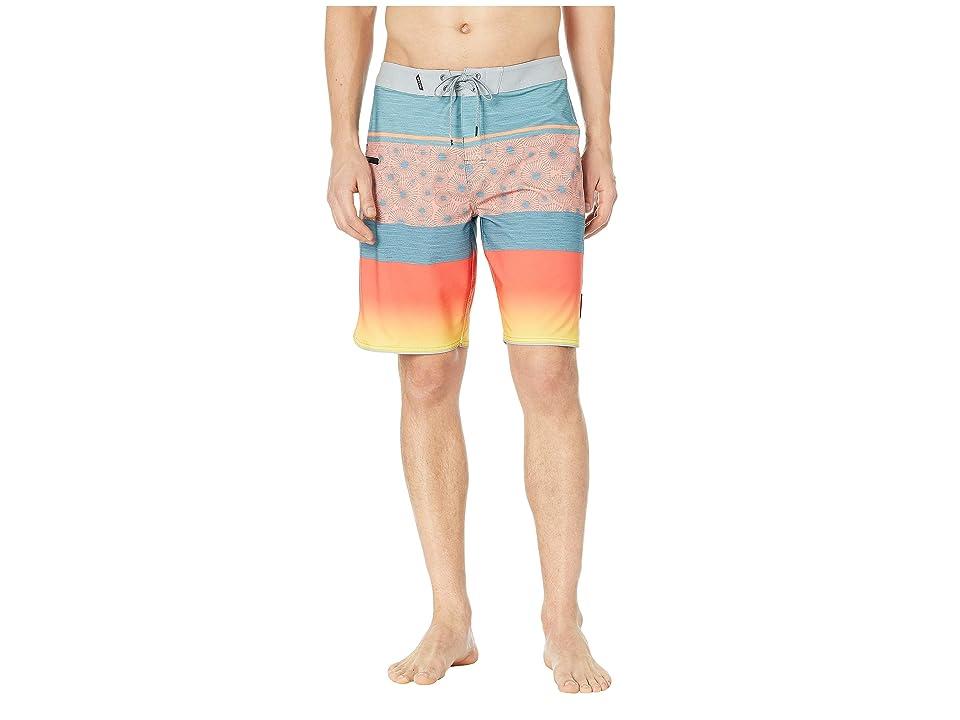 Rip Curl Mirage Visions Boardshorts (Orange Popsicle) Men