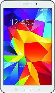Samsung Galaxy Tab 4 4G LTE Tablet, White 8-Inch 16GB (AT&T)