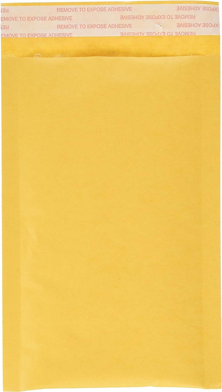 50 Pc Kraft Bubble Mailers Max 54% OFF X Nashville-Davidson Mall 7 Padded Envelopes 4