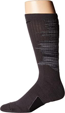 Elite Graphic Basketball Crew Socks