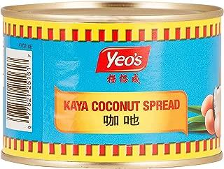 yeos kaya coconut jam
