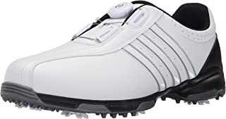 adidas Men's 360 Traxion Boa WD Golf Cleated