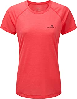 Ron Hill Women's Momentum Short-Sleeve Tee