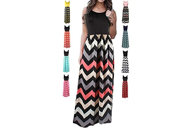 Best black plus size maxi dresses for summer | Amazon.com