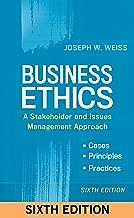 Best joseph w weiss business ethics Reviews