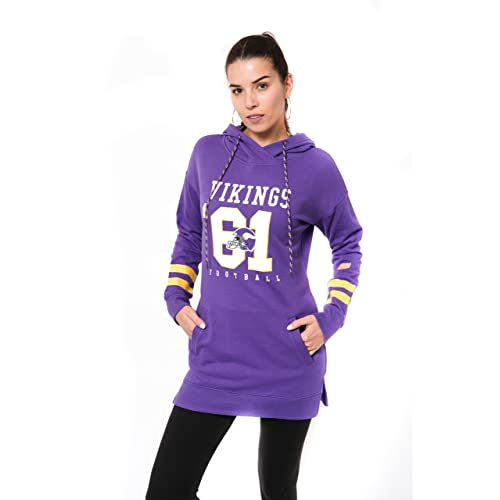 women's vikings sweatshirt
