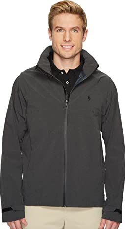 2.5 Nylon Ripstop Repel Jacket