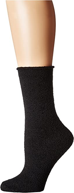 Rolled Fleece Socks