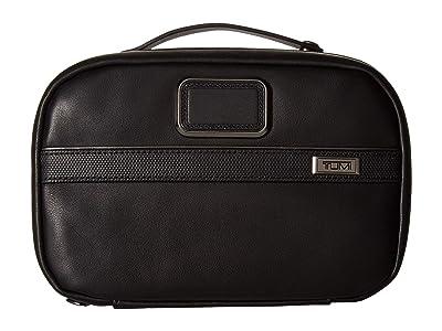 Tumi Alpha 3 Split Travel Kit (Black) Luggage