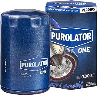 Purolator PL20195 Blue Single PurolatorONE Advanced Engine Protection Spin On Oil Filter