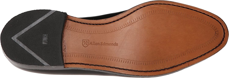 Allen Edmonds Men's Delray Moc Toe Oxford,Black,14 E