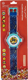 Emoji Girls Digital Dial Projection Flashlight Light 10 Images Projection Wristwatch - TRHA1871