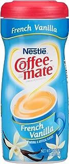 COFFEE MATE French Vanilla Powder Coffee Creamer 15 oz. Canister