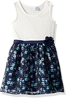 Little Girls' Sleeveless Dressy Dresses