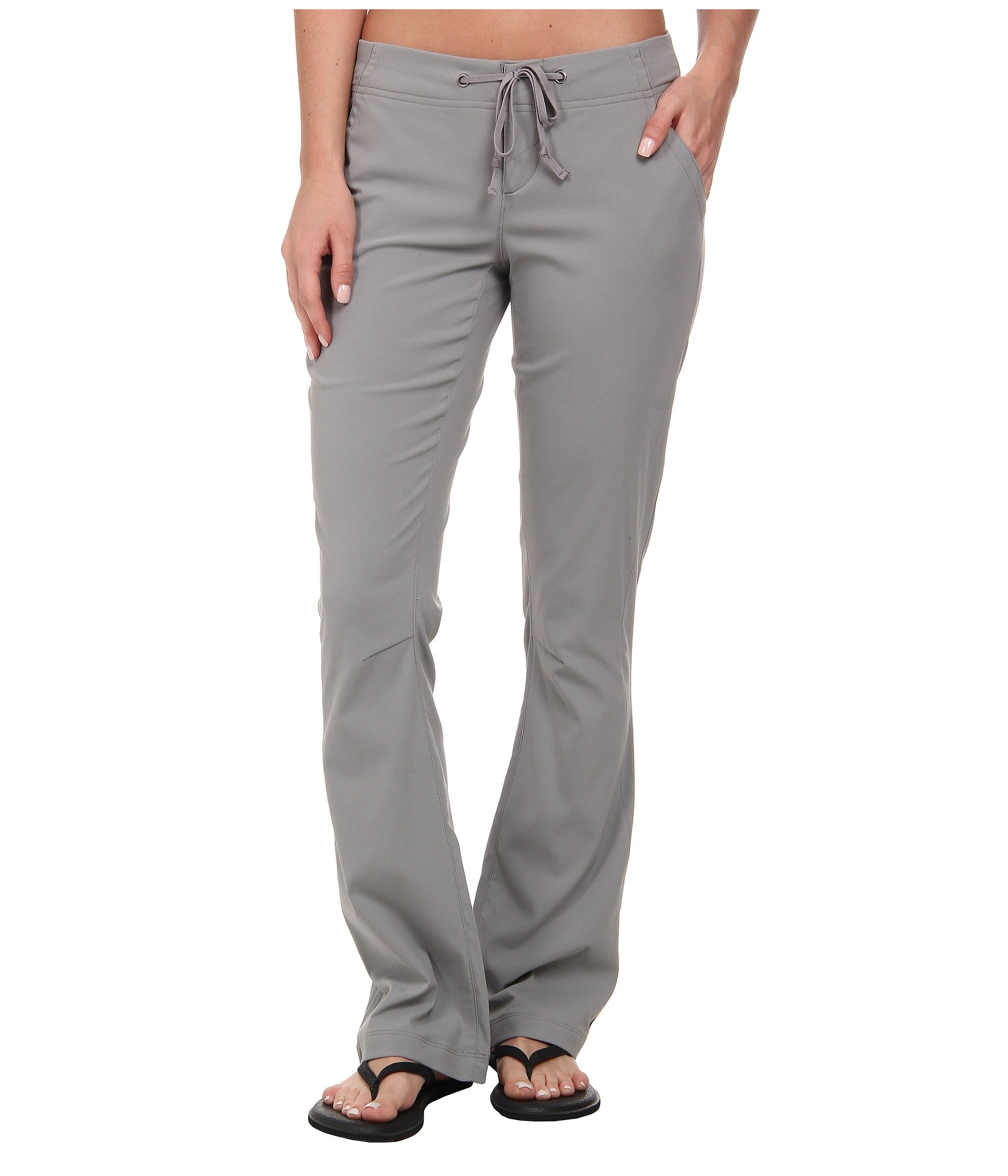 Columbia Anytime Outdoor™ Boot Cut Pant, LIGHT GREY