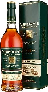 Glenmorangie The QUINTA RUBAN 14 Years Old Highland Single Malt Scotch Whisky 1 x 0.7 l