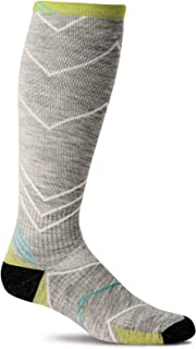 Women's Incline Knee High Moderate Graduated Compression Sock