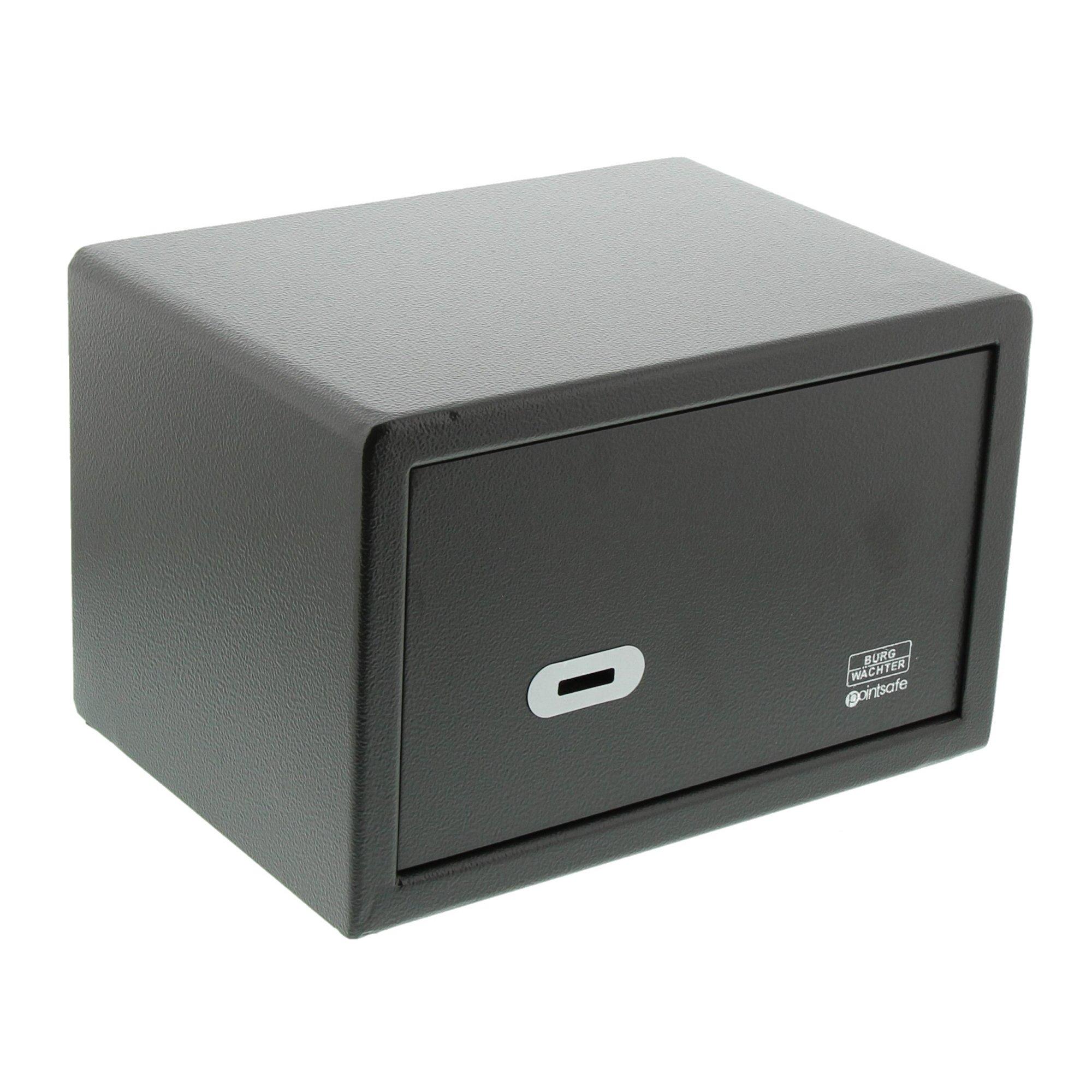 Burg-Wächter PointSafe P 1 S Caja Fuerte de Empotrar, Negro, 6,7 l: Amazon.es: Bricolaje y herramientas