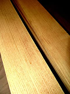 Wood) 10 Pieces Beautiful Thin KILN Dried Honey Locust 24
